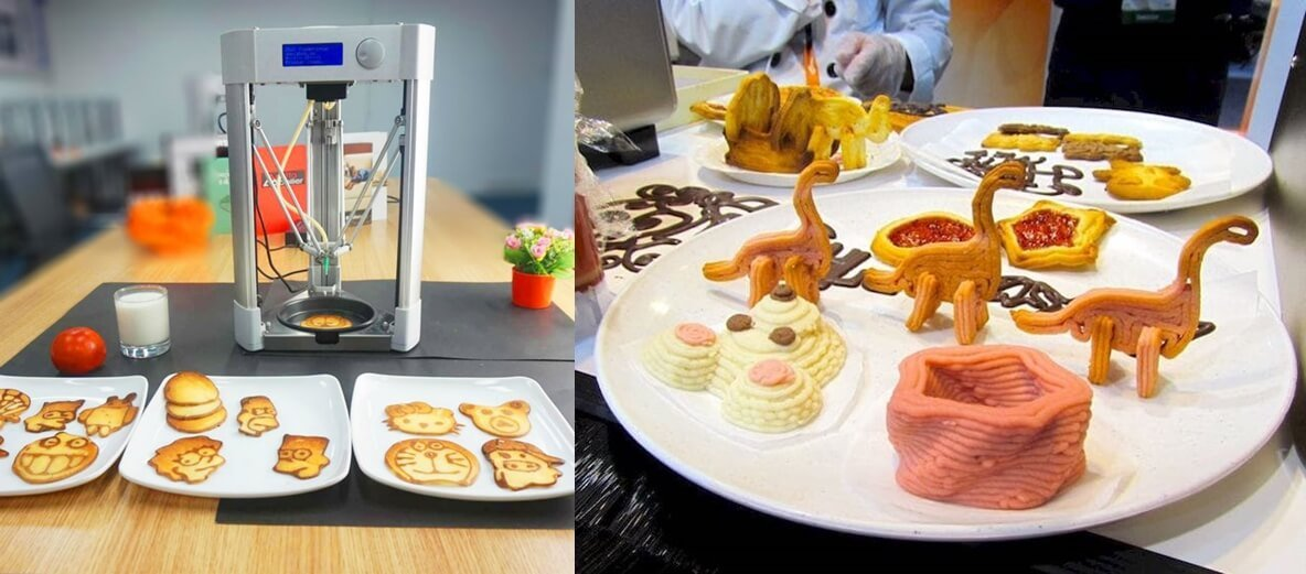 3d printing in food - What is 3d printing and how does it work?