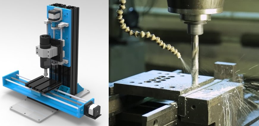 CNC Drilling - What is CNC Machining and How CNC Machining Works?