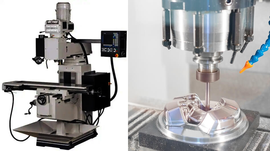 CNC milling - What is CNC Machining and How CNC Machining Works?