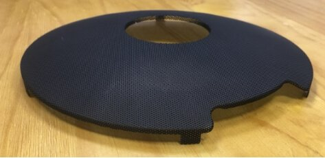 Loudspeaker mesh - What is Sheet Metal and Sheet Metal Process?