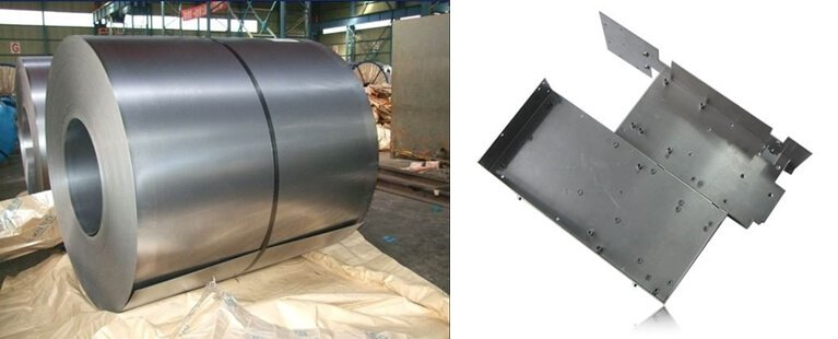Ordinary cold rolled plate SPCC - What is Sheet Metal and Sheet Metal Process?