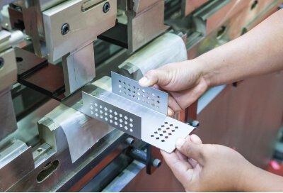 bending machine bending - What is Sheet Metal and Sheet Metal Process?